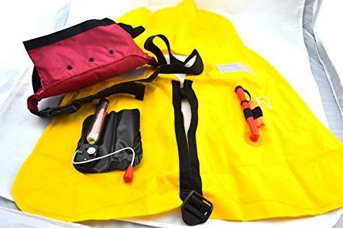 EYSON(エイソン)『ポーチ式ライフジャケット(SM12)』