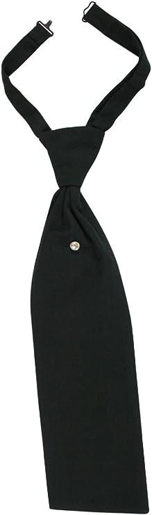 Edwardian Necktie and Bow Tie Styles History 1900s-1910s Historical Emporium Mens Cotton Teck Tie  AT vintagedancer.com