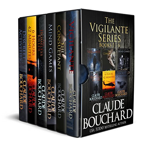 THE VIGILANTE SERIES - Books 1 to 6