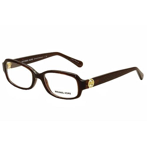 a812f10a9c7 Michael Kors 0MK8016 Optical Full Rim Rectangle Womens Sunglasses