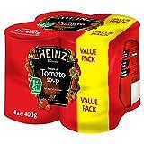 Heinz Tomato Soup 4 X 400g