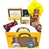 Gift Basket Flavors of Germany Gourmet Gift Basket with Cheese, Sausage, Crackers, Pretzels, Mustard, Snacks Inspired by Flavors of Germany