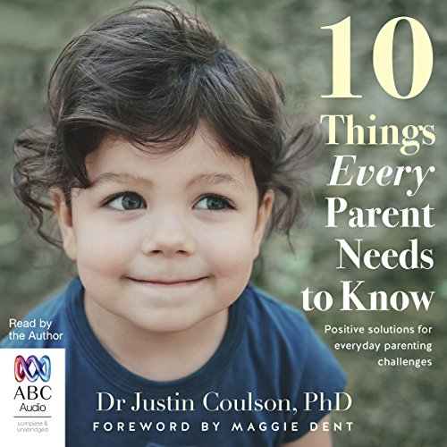 10 Things Every Parent Needs to Know cover art