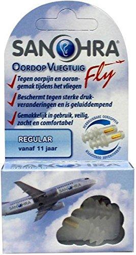 Sanohra Oordop Vliegtuig Fly Regular Volwassen