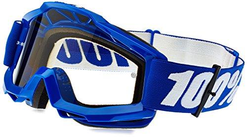 100% Accuri OTG Goggles-Reflux Blue