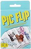 Mattel Games MTL-TOY10 GKD70 Pic Flip Kartenspiel und Gesellschaftsspiel, geeignet für 2-6 Spieler,...