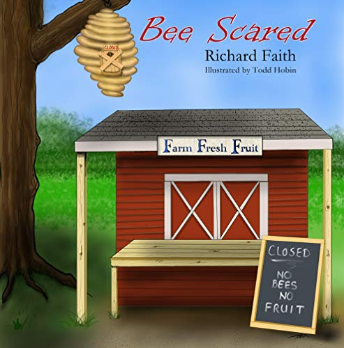 Bee Scared (The Old Doc Turtle Series Book 3) (English Edition)