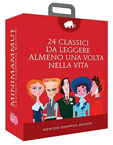 24 classici da leggere almeno una volta nella vita