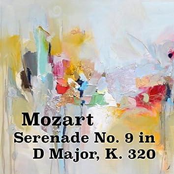 Mozart Serenade No. 9 in D Major, K. 320