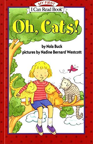 Oh, Cats! (My First I Can Read)の詳細を見る