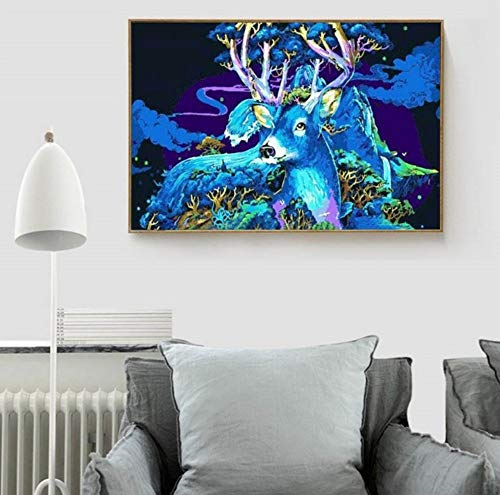 Vierkante diamant mozaïek papegaai strass afbeelding DIY diamant schilderij tekening diamant borduurwerk gereedschap wanddecoratie zonder lijst 30x40cm
