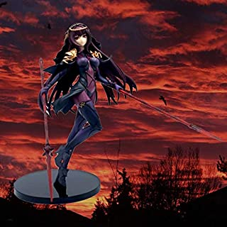 Kotee Anime figur furyu öde/fgo Skaha mästare hantverkare tredje advent modell dekoration gåva 19cm tecken staty figure mo...