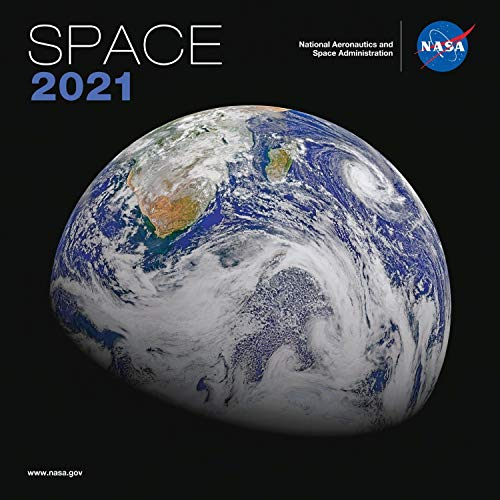 Nasa Calendar - Calendars 2020 - 2021 Wall Calendar - Photo Calendar - 12 Month Calendar by Presco Group (Multilingual Edition)