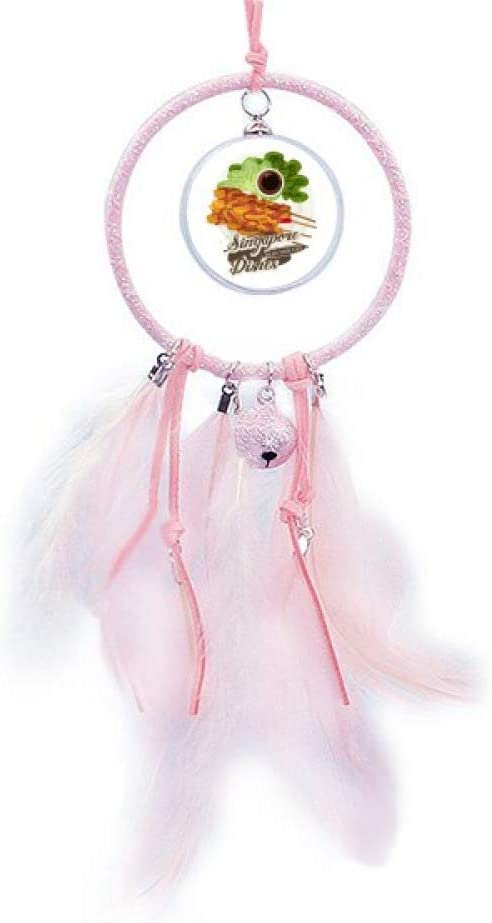 Beauty Free shipping 5 ☆ very popular on posting reviews Gift Traditional Singapore Satay Small Dream Dish Catcher