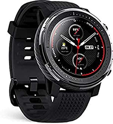 Amazfit Stratos 3 - Smartwatch, Color Negro