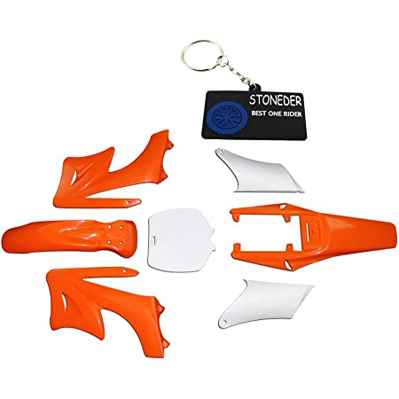 Kit kit parafango in plastica Kit parafango in plastica compatibile con KTM TC 50 2017 TC 50 Mini 2018