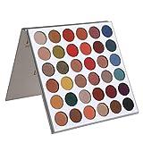 36 Colori Ombretto Palette Opaco Shimmer Pigmento Trucco Tavolozza Professionale Impermeabile di Lunga Durata Ombretti Cosmetici Omb