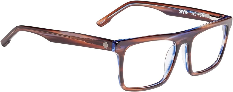 Spy Optic Unisex Asher RX Frame, bluee Sunset, 5218140