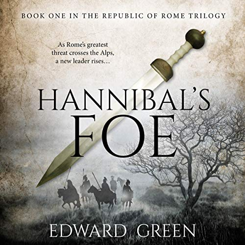 Hannibal's Foe audiobook cover art