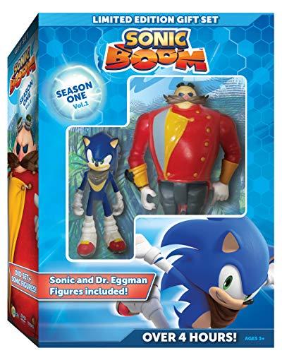 5 Figure Multi-figure le hérisson Action Pack Sonic Boom