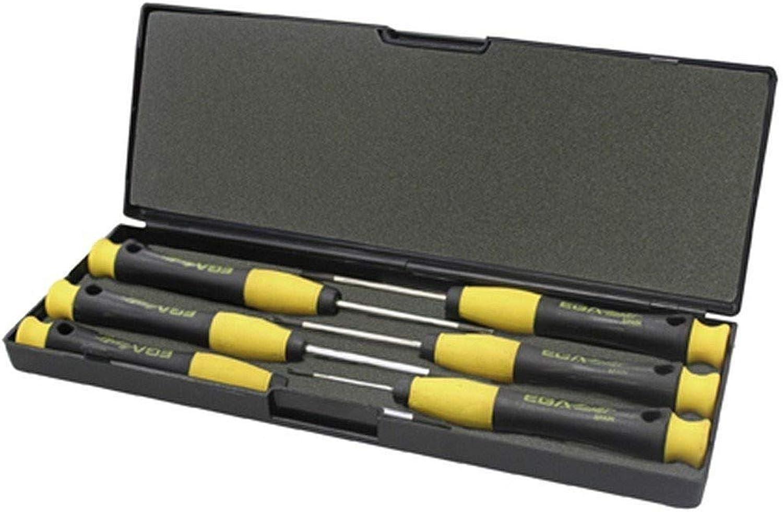 EGA Master 68899 – Set von 6 Schraubendreher ESD B017L3MG00 | Sorgfältig ausgewählte Materialien