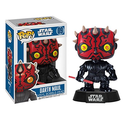 Yele 128 Pop! Darth Vader Unmasked #43 Vinyl Figure Funko by