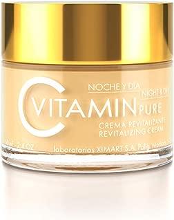 Noche y Dia Vitamina C Revitalizador Cream SPF 10   2.04ounces