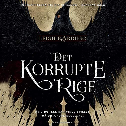 Det korrupte rige audiobook cover art