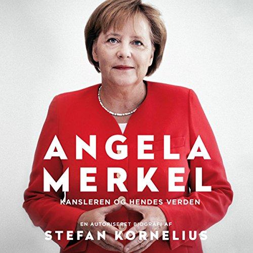 Angela Merkel [Danish Edition] audiobook cover art