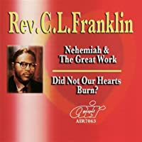 Nehemiah & the Great Work/Did Not O