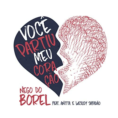 Nego Do Borel feat. Anitta & Wesley Safadão
