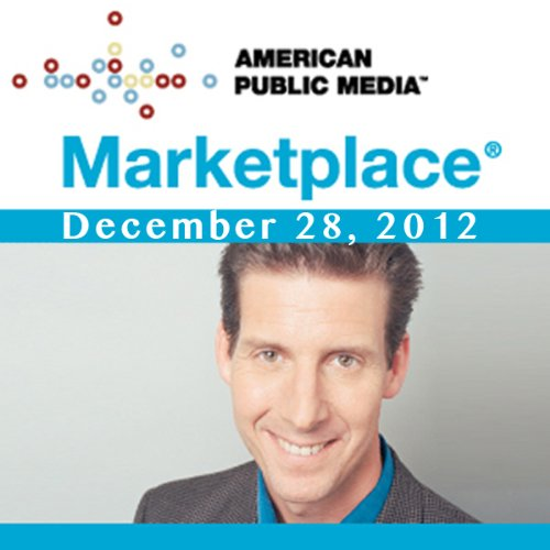 Marketplace, December 28, 2012 cover art
