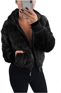 neveraway Women Casual Warm Blouse Sherpa Lined Fall Winter Cardigan Trench Coat