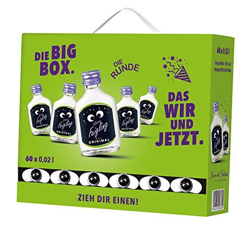 Kleiner Feigling - Big Box Feigenlikör 20% Vol. - 60x0,02l