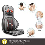 Zoom IMG-1 comfier massaggiatore schiena e collo