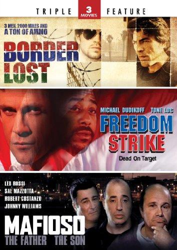 Border Lost / Freedom Strike / Mafioso [DVD] [Import]