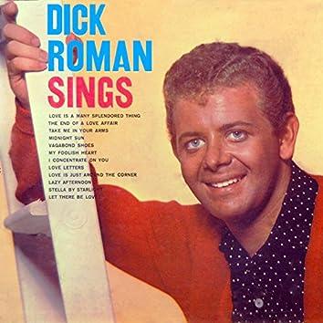 Dick Roman Sings
