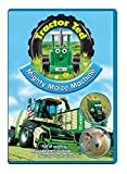 Tractor Ted Mighty Maize Machine DVD - Region 2 Encoding (This DVD Will Not Play on Most DVD Players Sold in the Us or Canada [Region 1]. This Item Requires a Region Specific or Multi-region DVD Player and Compatible Tv.