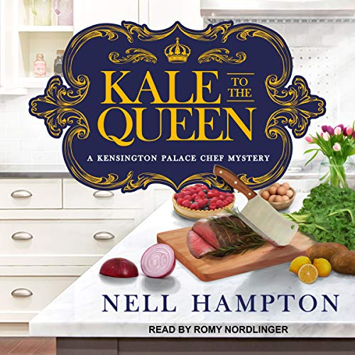 Kale to the Queen audiobook cover art