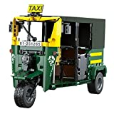 Elroy369Lion 591Pcs Triciclo Taxi Kits DIY Motor Baustein Set Maldivas Isla...