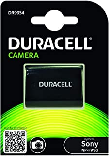 Duracell DR9954  Sony NP-FW50 Pil