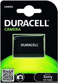Duracell DR9954 - Batería para Sony NP-FW50 (Li-Ion 900 mAh 7.4 V)