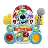 Chicco 00009492000000 Toy karaoke set juguete musical - Juguetes musicales (Toy karaoke set, 3 año(s), Niño/niña, Multicolor, Batería, 151 mm)