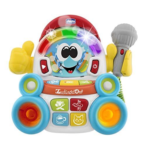 Chicco Songy Il Cantante, Gioco Musicale Elettronico, Karaoke, 3-6 Anni, 00009492000000