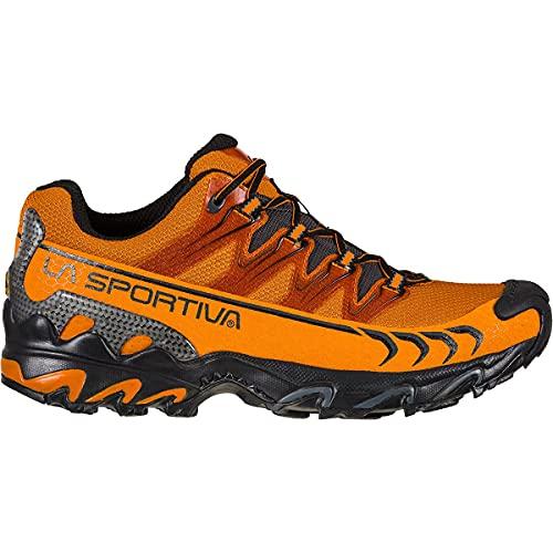 LA SPORTIVA Ultra Raptor GTX, Zapatillas de Trail Running Hombre, Maple/Black, 45.5 EU