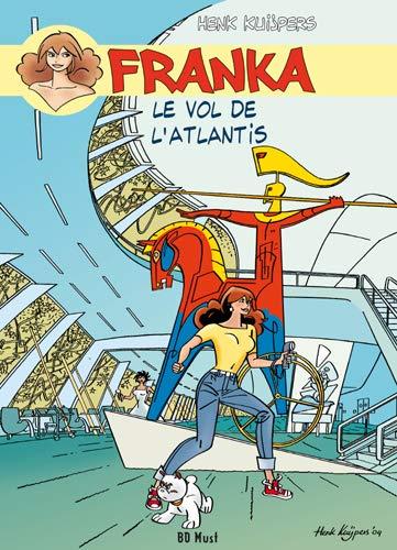 Franka Le vol de l'atlantis