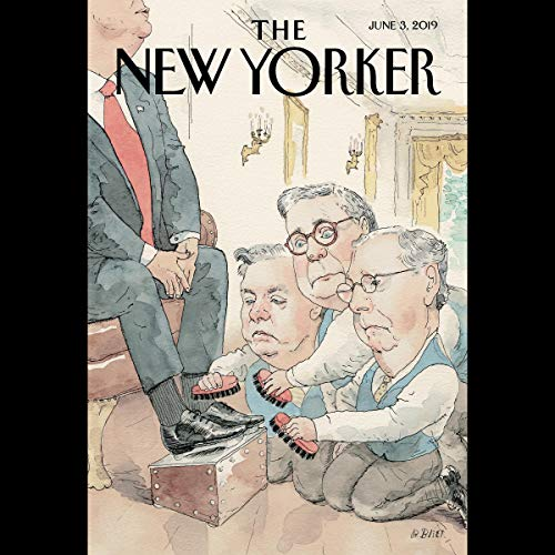 Couverture de The New Yorker, June 3rd 2019 (William Finnegan, Lizzie Widdicombe, Emily Nussbaum)