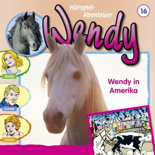 Wendy in Amerika Titelbild