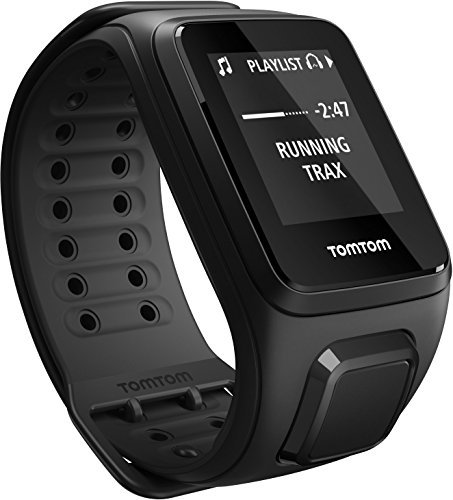TomTom Spark Cardio+Music Orologio GPS per Fitness, Lettore Musicale e Cardiofrequenzimetro...