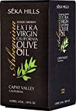 Seka Hills Estate Grown Extra Virgin California Olive Oil 3 Ltr (101...